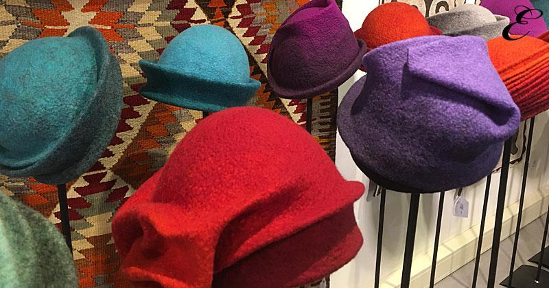 Chapeaux rouges
